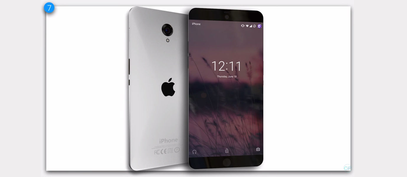 VIDEO: Nantinya Apple iPhone 7 Bisa Pakai OS Android Lollipop