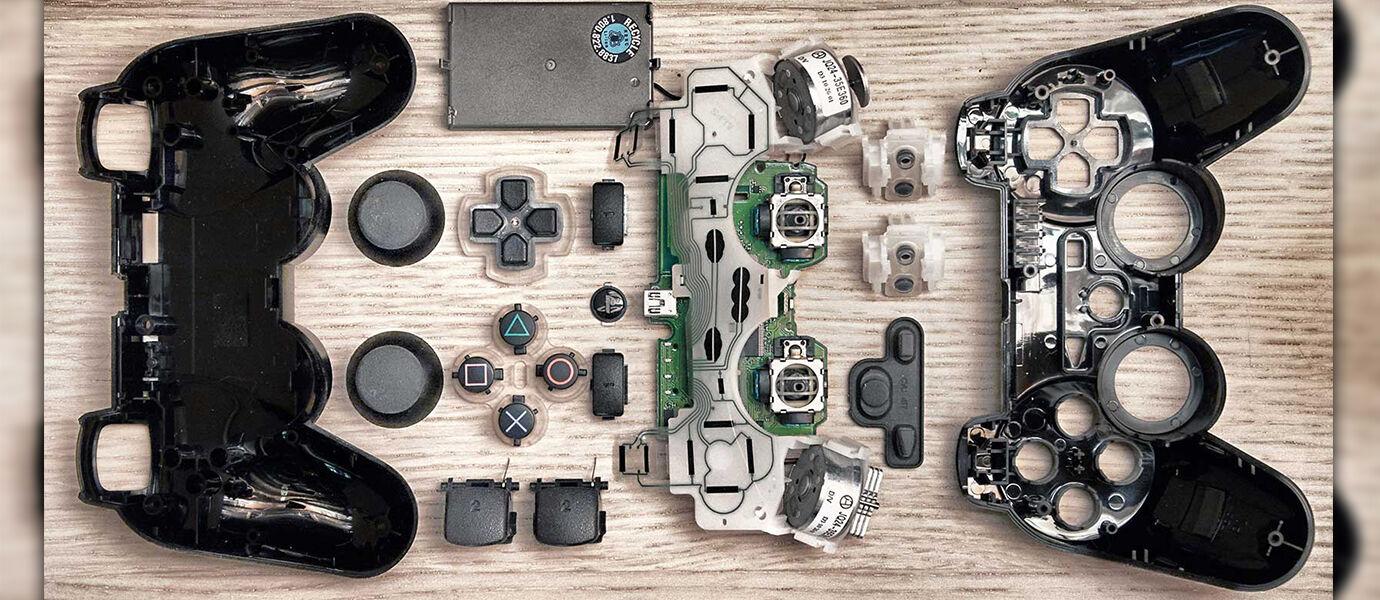 Keren! Inilah Wujud 18 Game Controller Jika Dibongkar (Part 2)