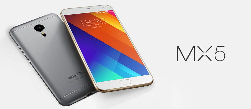 Meizu MX5 Unggulkan Kamera 20,7 MP dan Desain Premium Berbodi Logam