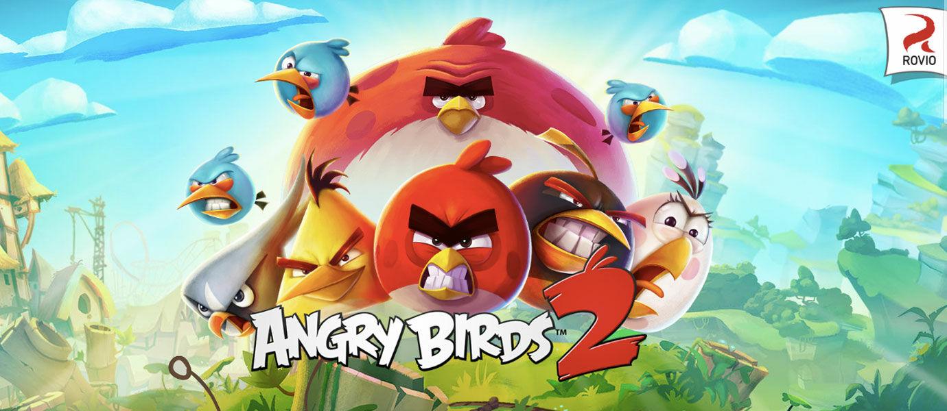 Angry Birds 2 Dirilis 30 Juli, Lebih Berat dari Versi Sebelumnya