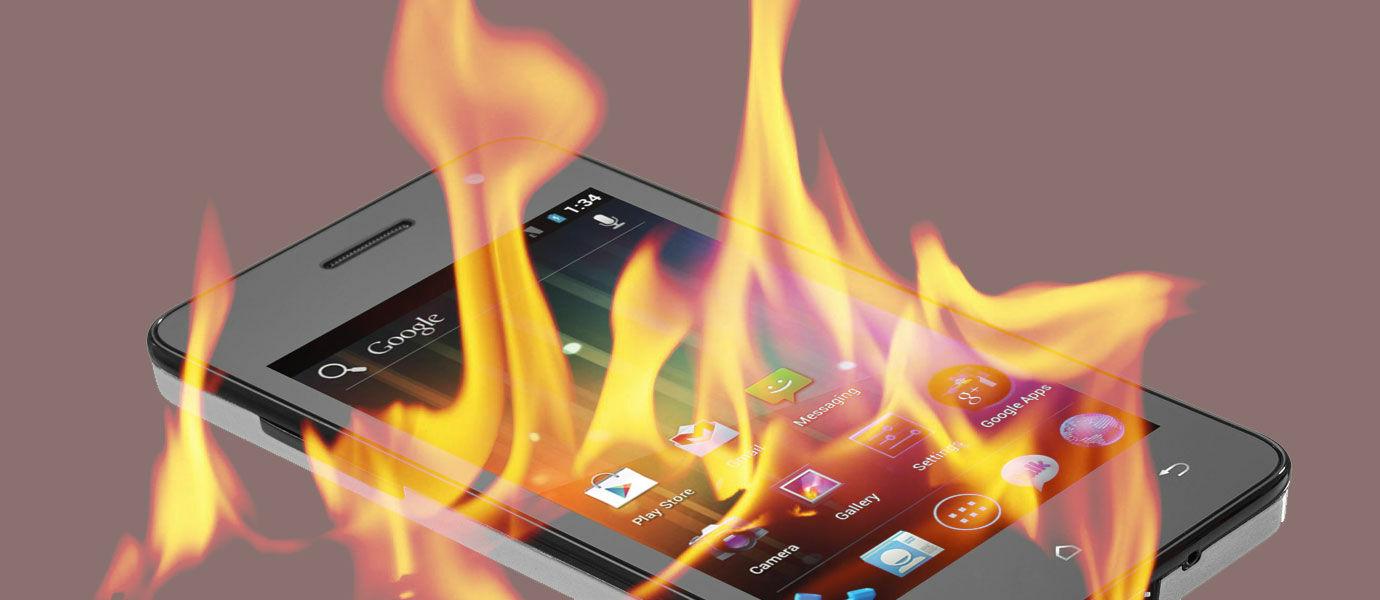 HATI-HATI! 4 Penyebab Ini Bikin Android Kamu Cepat Panas