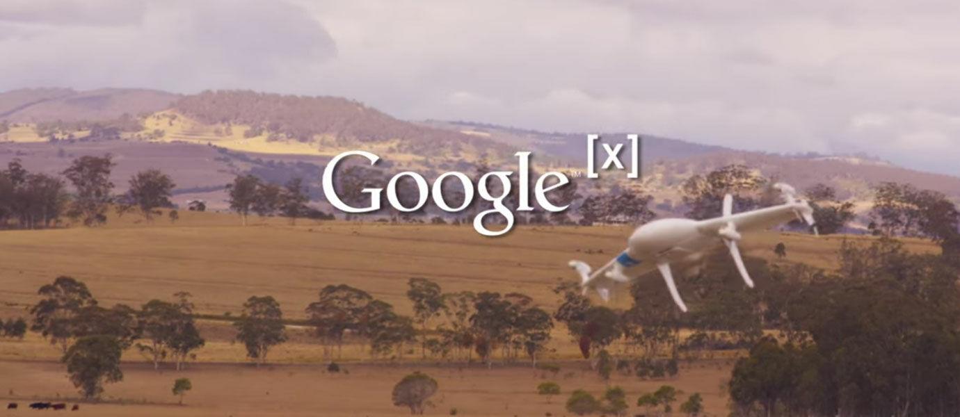 WOW! Tidak Lama Lagi Drone Bakal Menggantikan Layanan Jasa Pengiriman Barang