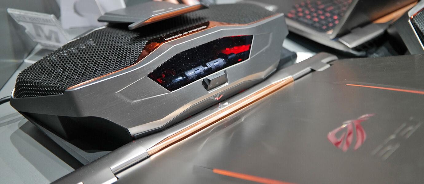 Laptop Gaming Pertama di Dunia dengan Pendingin Cair