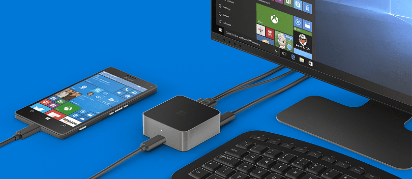 Microsoft Display Dock: Sulap Windows 10 Phone Jadi PC