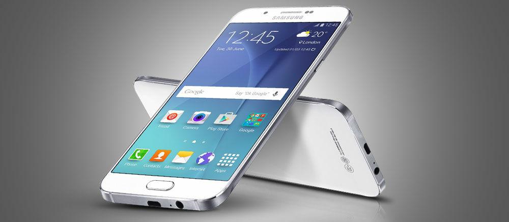 Samsung Galaxy A8, HP Android dengan Sensor Sidik Jari yang Lebih Terjangkau