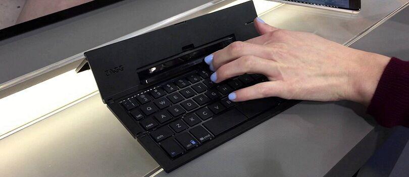 Canggih dan Bisa Dilipat! Ini Dia Keyboard yang Cocok Buat Smartphone Kamu