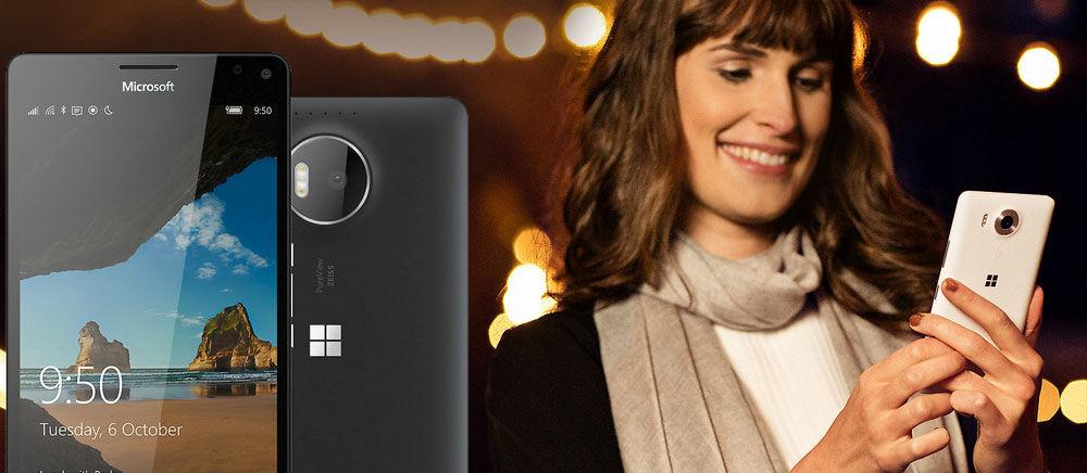 Lima Fitur Unggulan yang Menarik dari Lumia 950 dan Lumia 950 XL