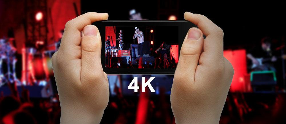 12 Smartphone Berkemampuan Merekam Video 4K Sebagai Alternatif Kamera DSLR
