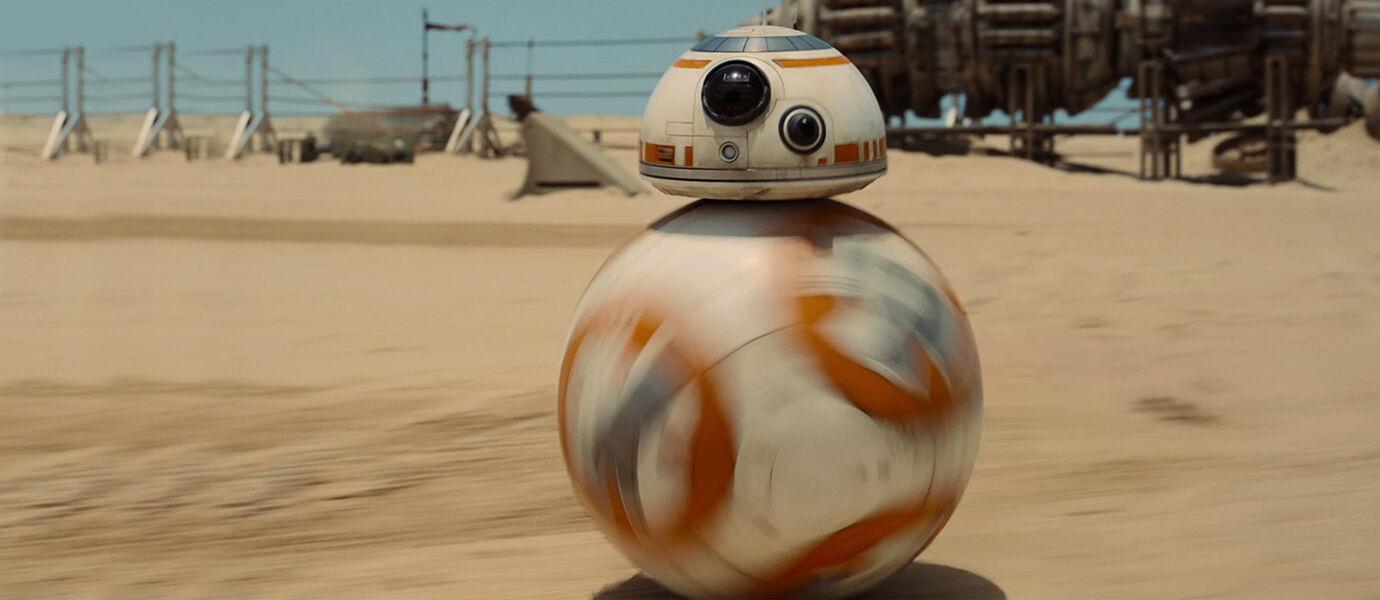 Gila! Fans STAR WARS Bikin BB-8 Droid Jadi Nyata!
