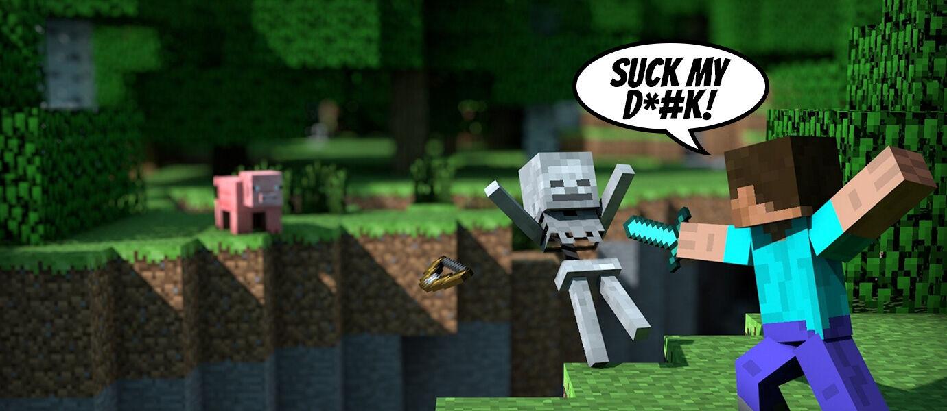 Pemain Minecraft Ini Kena Karma Gara-gara Buat Username MojangSucksDick
