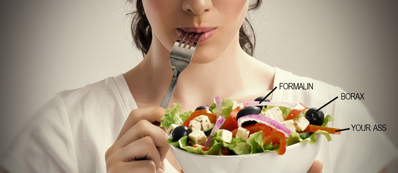 Selain Beras Plastik, Hati-Hati dengan 5 Makanan Palsu Berikut Ini!