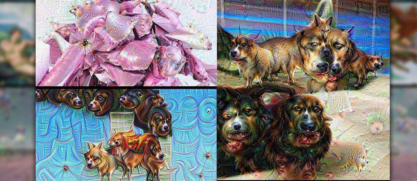 Keren! Inilah Gambar Hasil Buatan Google Deepdream Software