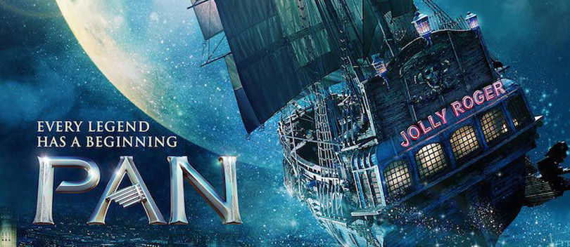 REVIEW: PAN (2015)