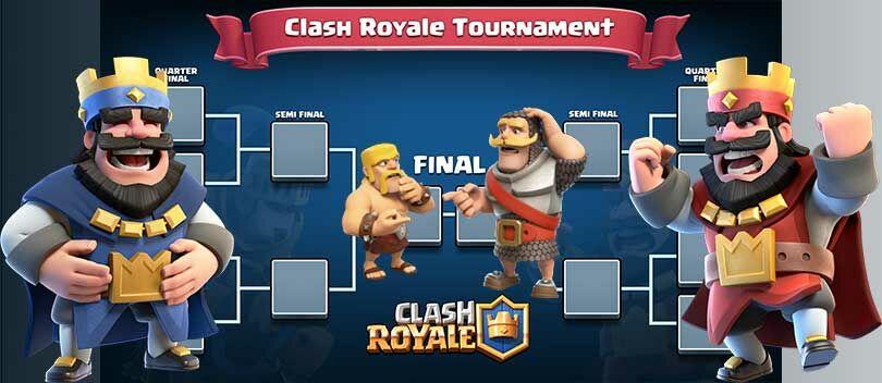 KEREN! Begini Keseruan Turnamen Clash Royale Internasional