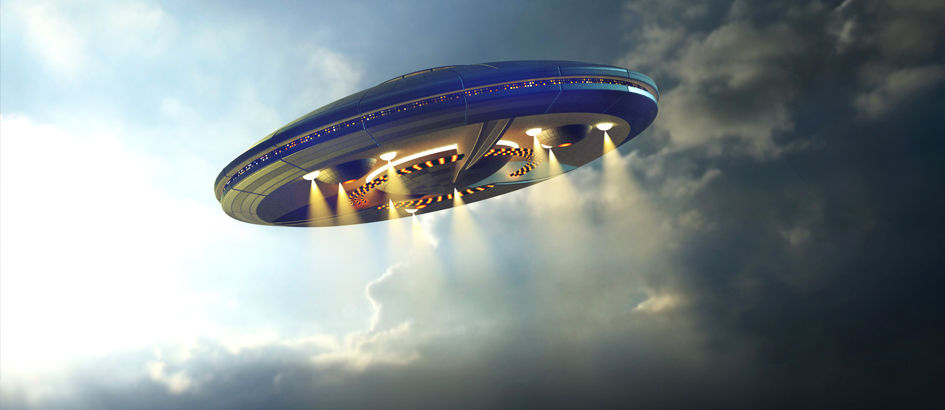 Cahaya Aneh di Langit Korea Diduga UFO! Beneran?
