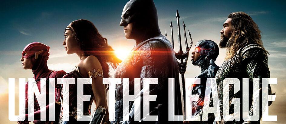 Menggelegar: Justice League Mantap di Layar IMAX