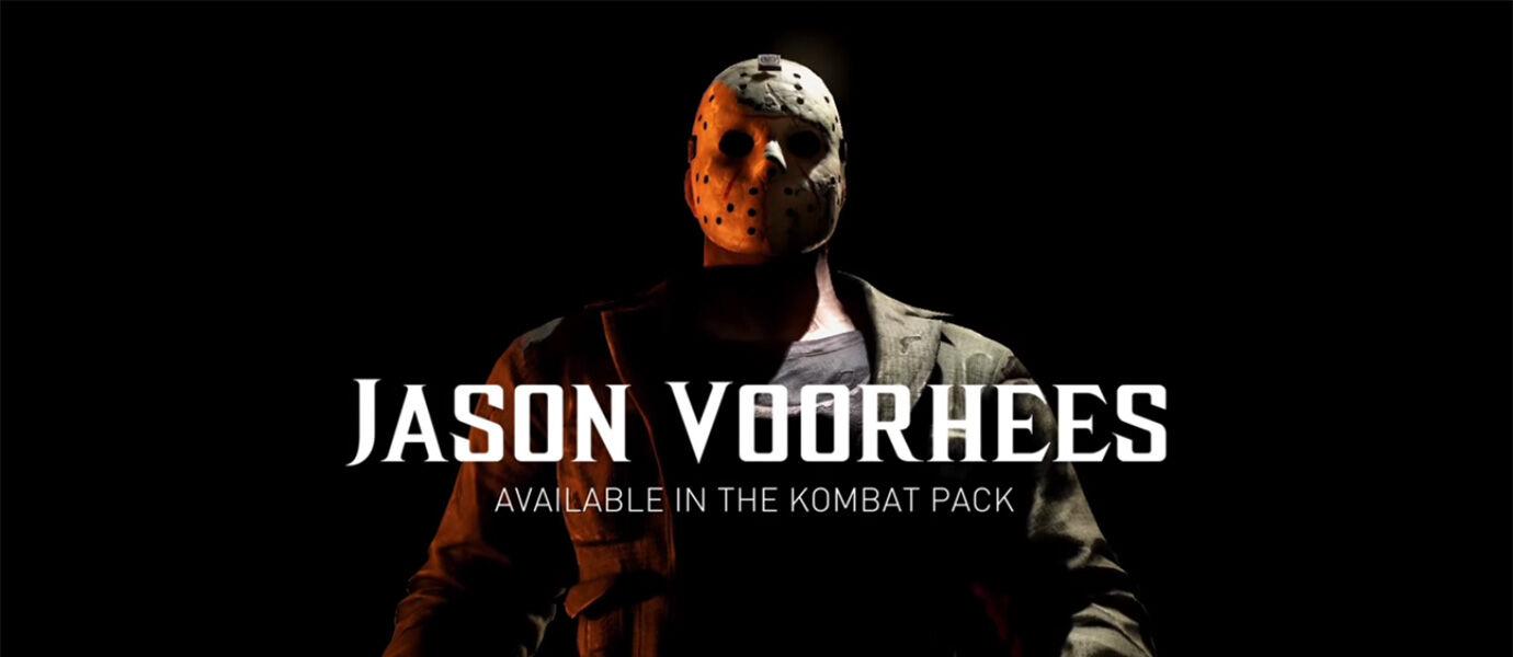 Uwoooo, JASON VOORHEES Bakal Hadir di Mortal Kombat X Terbaru!