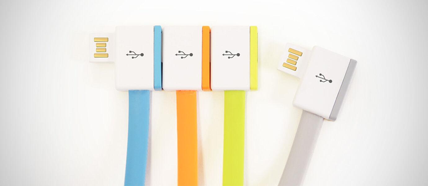 Infinite USB, Desain USB Baru yang Bisa Disambung-sambung