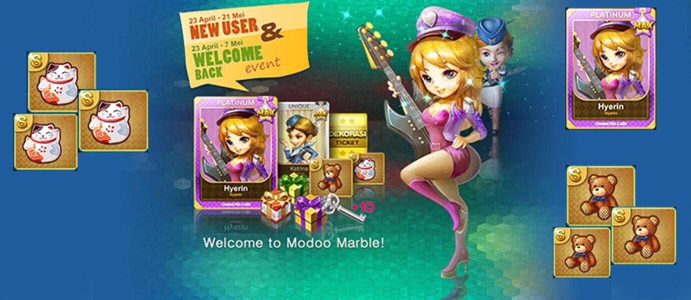 Moodo Marble Indonesia Manjakan MoMania Dengan Giftbox!