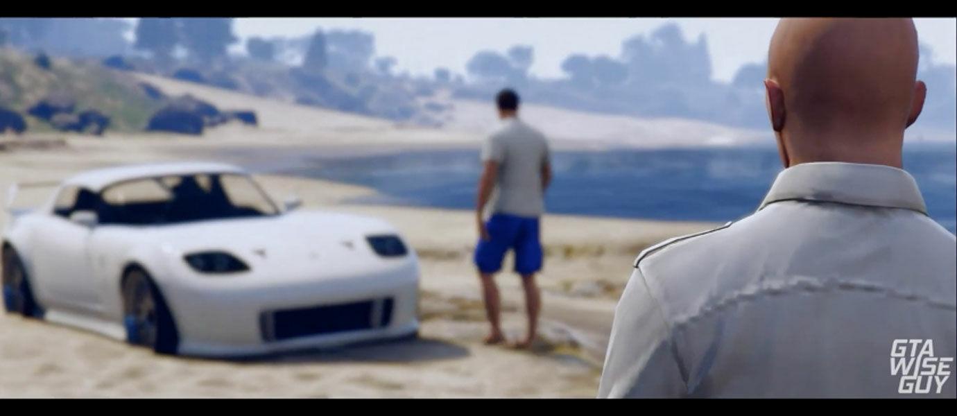 Adegan Mengharukan For Paul di Fast Furious 7 ala GTA V