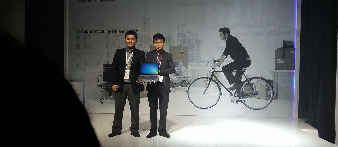 Notebook Terbaru dari HP, Saingi Tipisnya Macbook Air