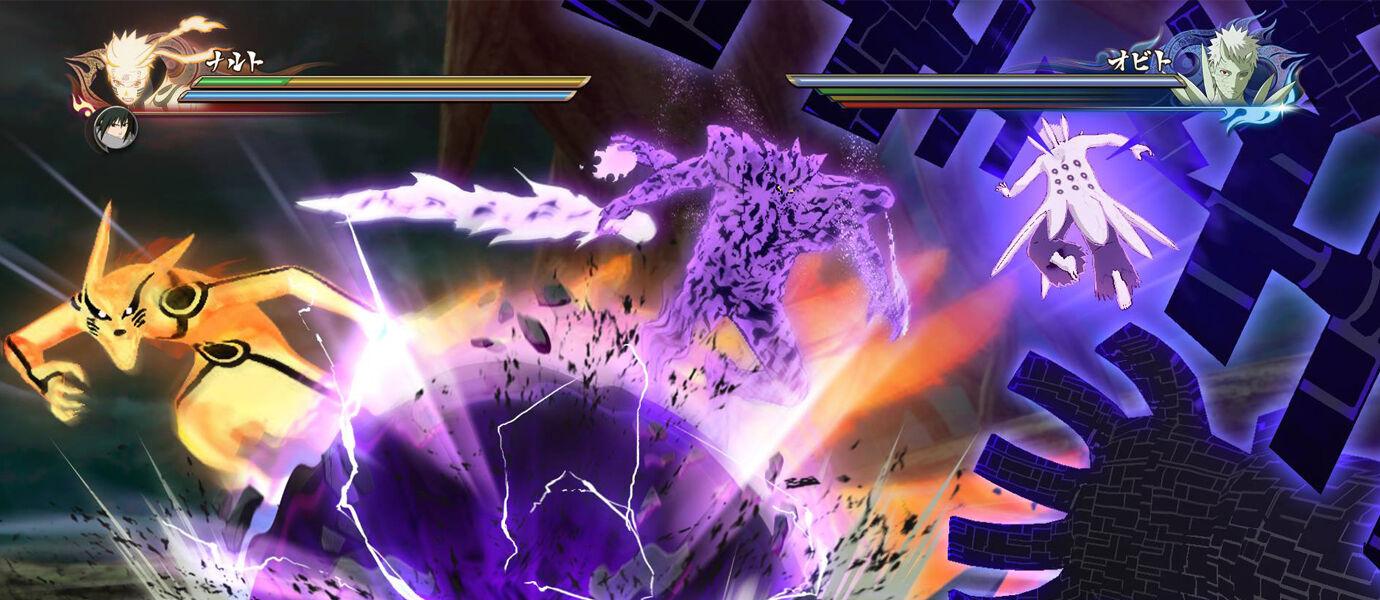 Obito Jinchuuriki Ekor 10 Akan Hadir di Game Naruto Terbaru