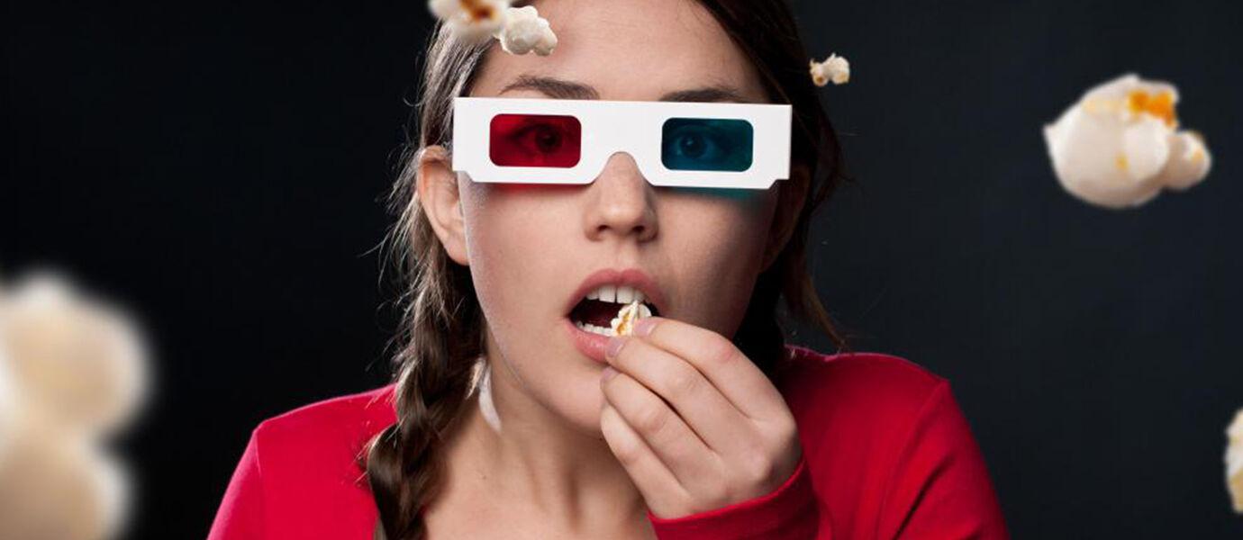 Nonton Film 3D Bisa Bikin Kamu Lebih Pintar