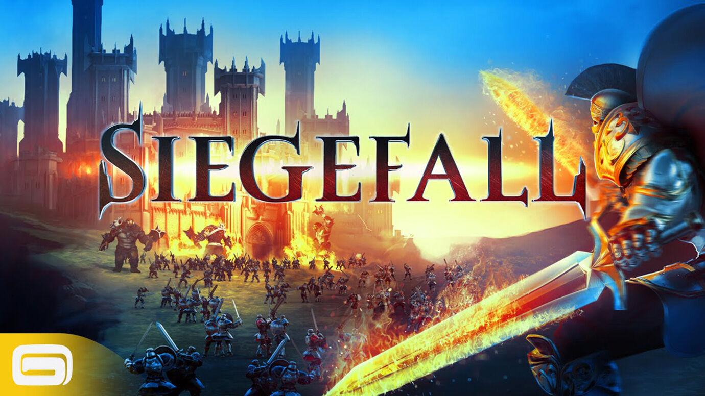 SIEGEFALL, Game Strategi Ala CLASH OF CLANS Dengan Fitur Kartu Magic!