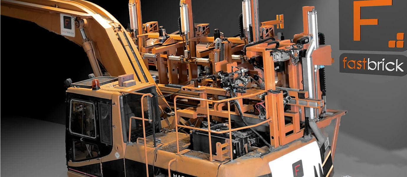 Bangun Rumah Hanya Butuh Dua Hari dengan Robot Hadrian