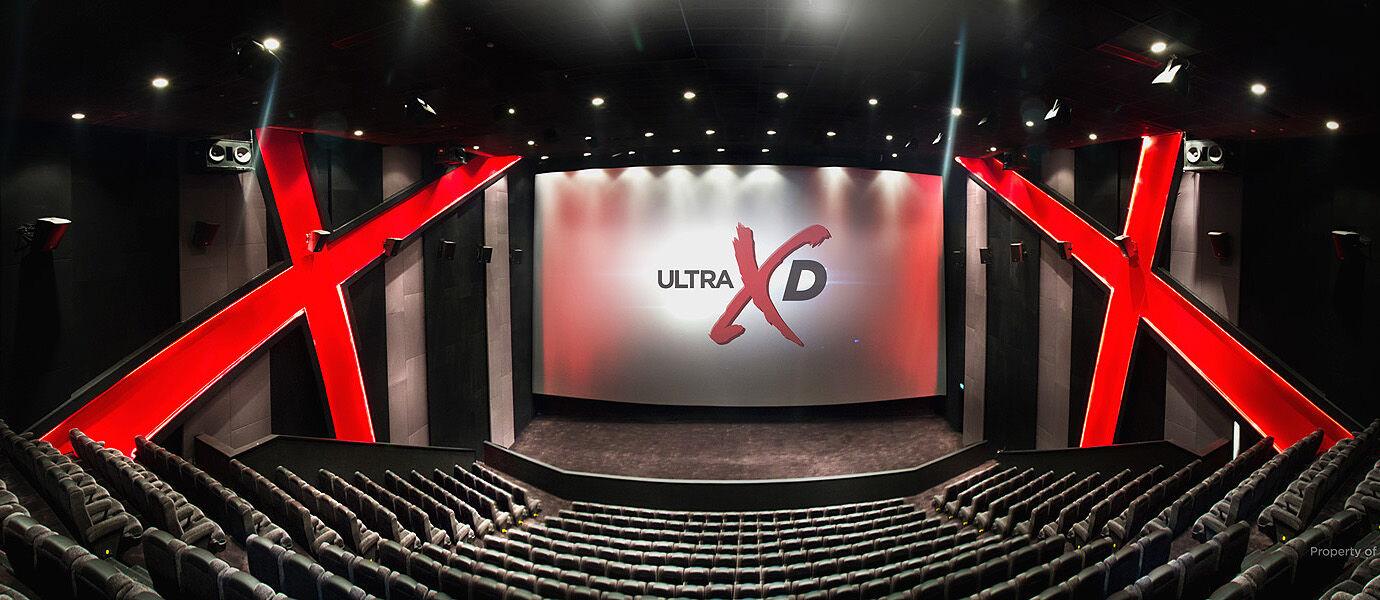 CINEMAXX Hadirkan Bioskop Layar Besar Ultra XD di Karawaci
