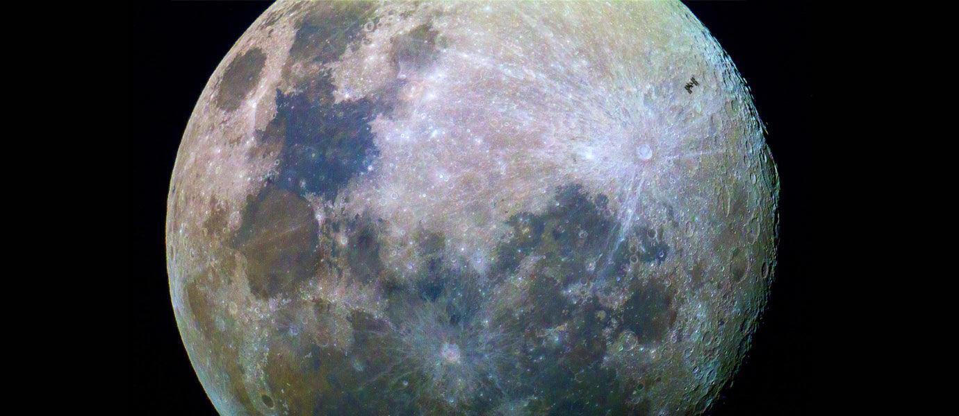 MENAKJUBKAN! Foto Bulan Ini Diambil Hanya Dengan Kamera DSLR Biasa