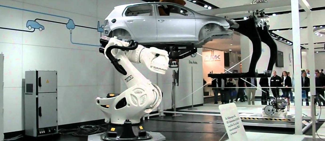 MENGEJUTKAN! Inilah Robot Pertama Yang Melakukan Pembunuhan di Jerman