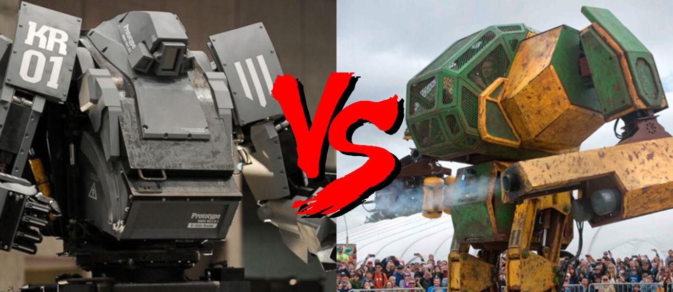 Siap-Siap, Akan Terjadi Perang Robot Antara Jepang dan Amerika