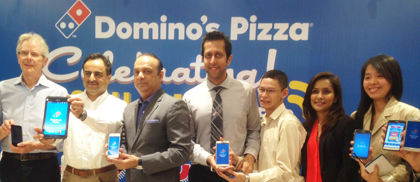 Lapar? Pesan Pizza Langsung Pakai Aplikasi Domino Pizza