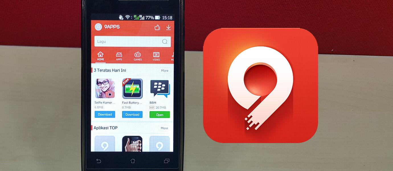 9Apps, Tempat Download Aplikasi Android dengan Cepat dan Hemat Data