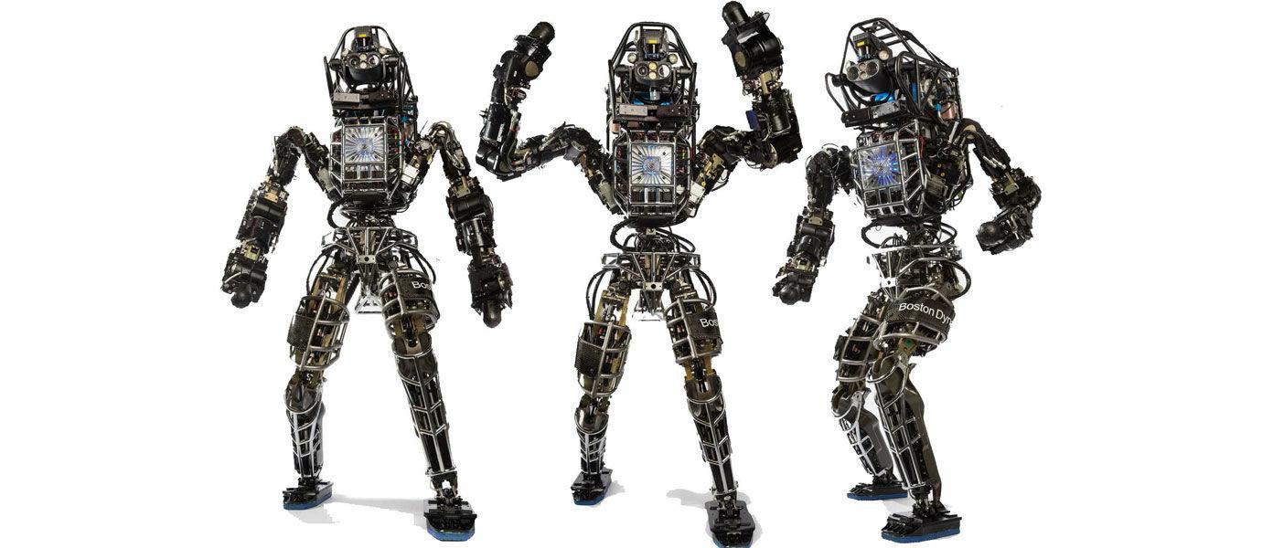 KEREN! 5 Robot Ini Diciptakan Khusus Untuk Berpetualang di Alam Bebas