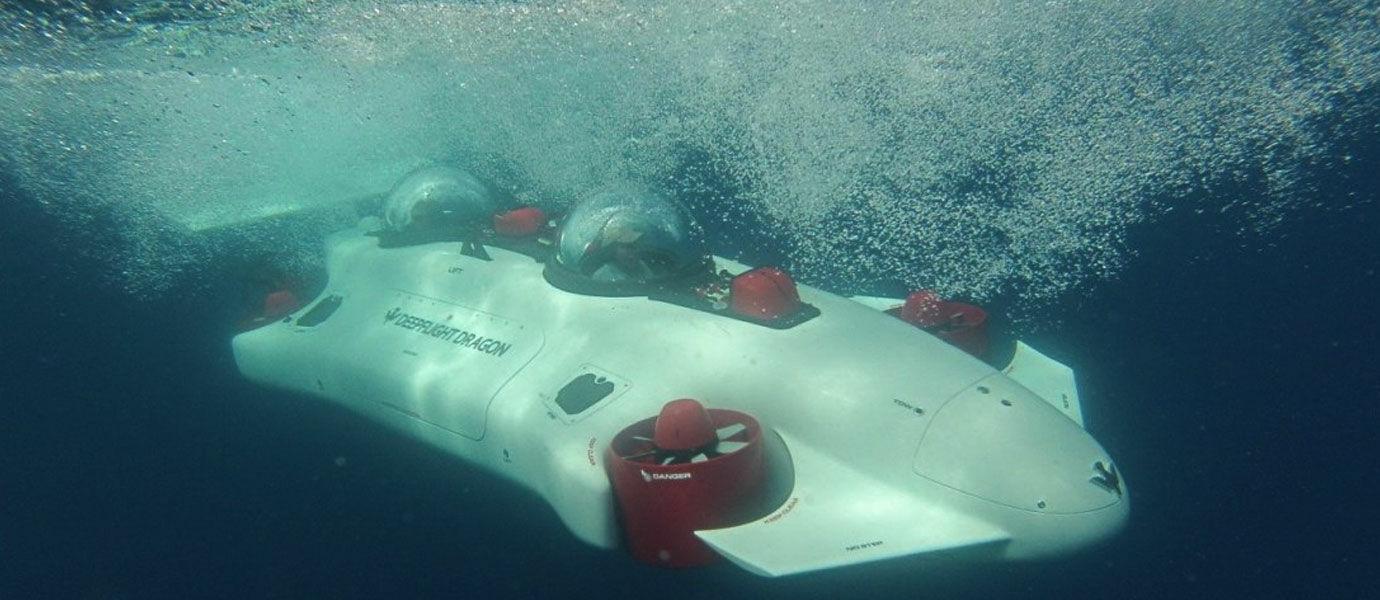 VIDEO: Begini Rasanya Wisata Underwater Seharga 22 Milyar, Minat?