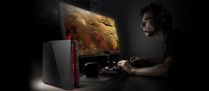 ASUS ROG G20AJ, PC Gaming Hemat Energi dengan Spek MONSTER!