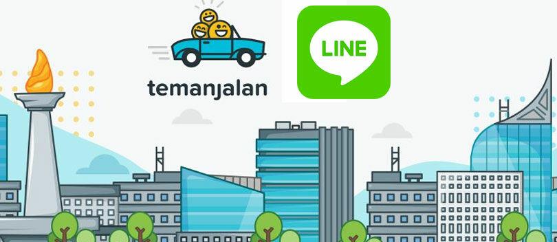 Tunjukkan Komitmen Kepada Industri Teknologi Lokal, LINE Kini Akuisisi TemanJalan