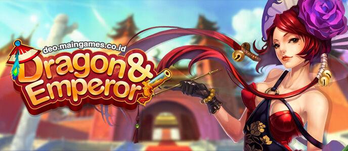 Dragon & Emperor Online Game Terbaru dari Maingames