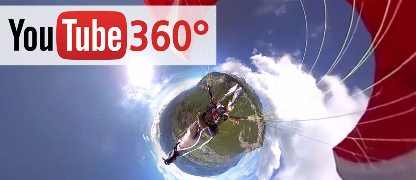 Cara Nonton Video YouTube 360 Derajat di Android