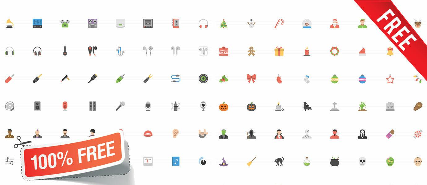 50 Situs Terbaik Untuk Download Icon Gratis (Part 5 – Selesai)