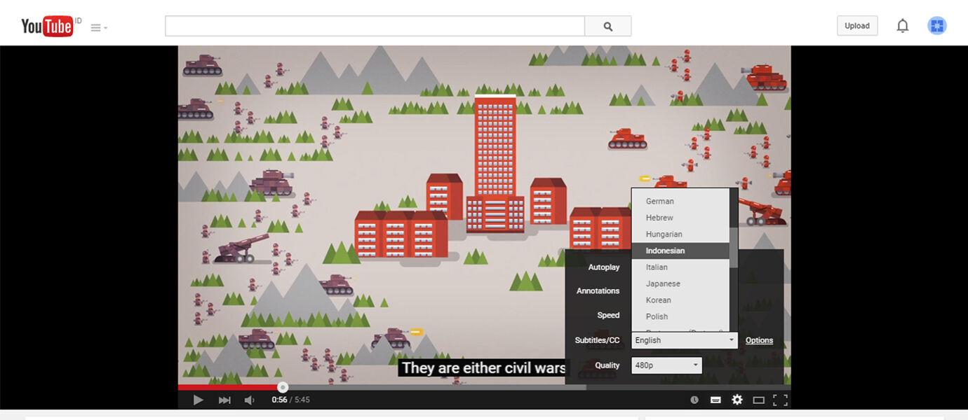 2 Cara Cepat dan Mudah Download Subtitle Dari YouTube