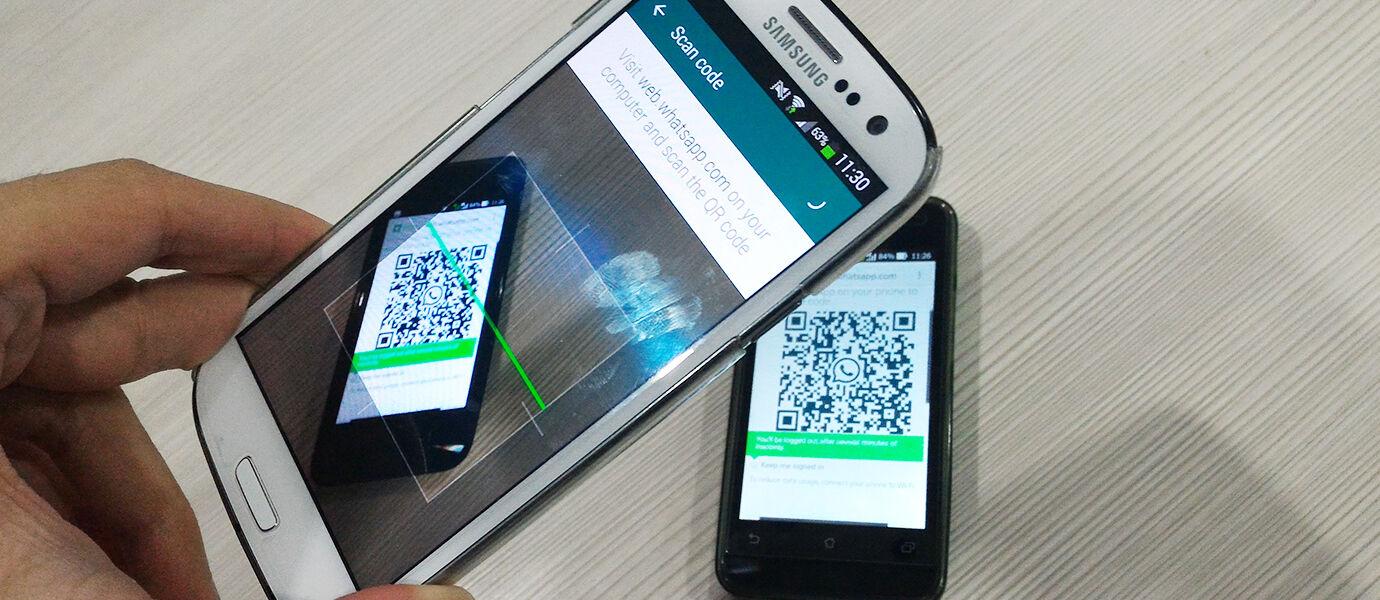 Cara Chatting Menggunakan Whatsapp tanpa Kartu SIM