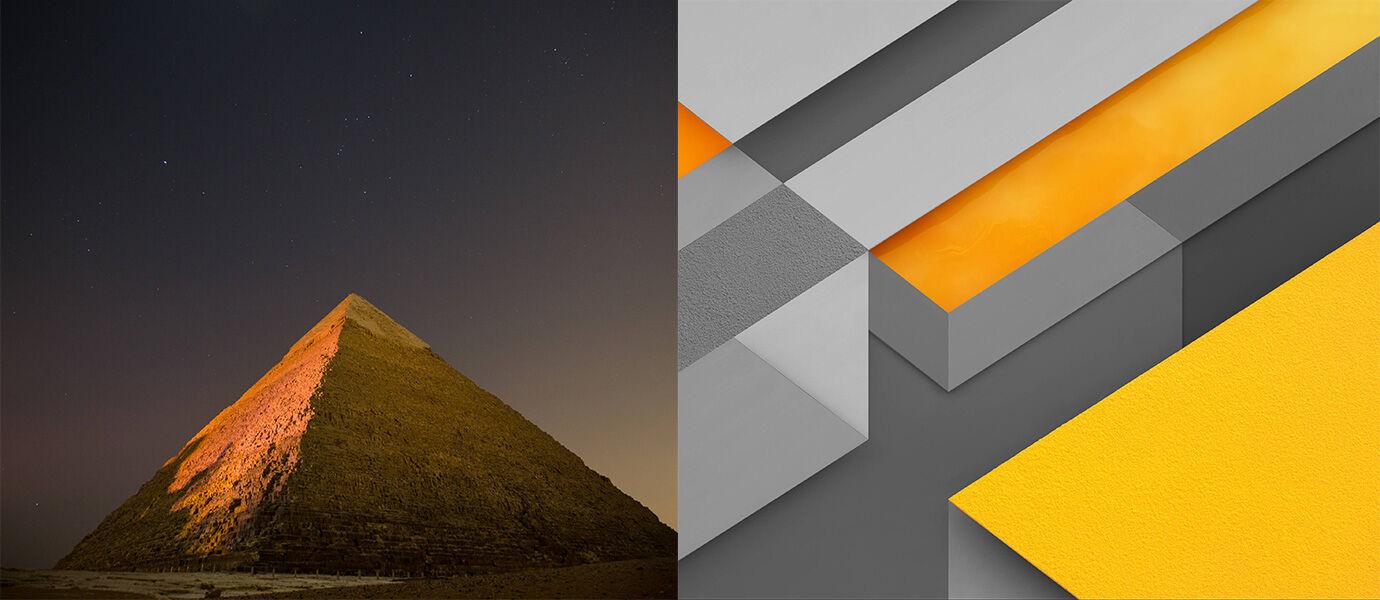 Download Sekarang! Inilah 9 Wallpaper HD Android 6.0 Marshmallow Terbaru