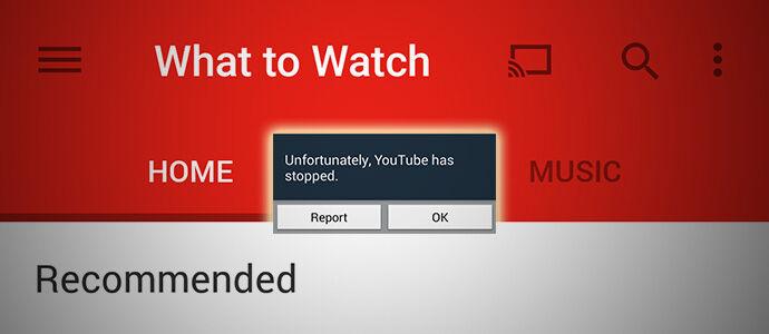 Cara Mengatasi YouTube di Android yang Tidak Bisa Dibuka