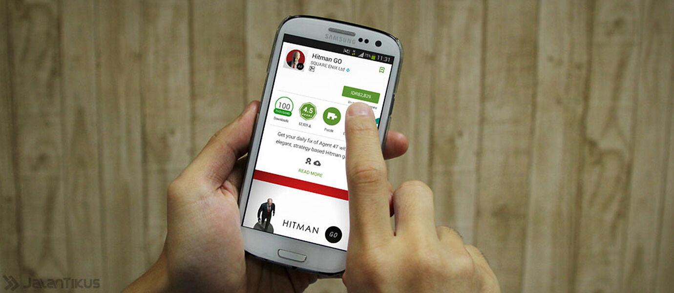 Beli Apps dan Games di Play Store Sekarang Tanpa Kartu Kredit