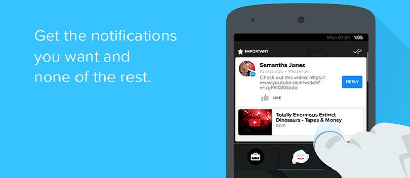 Cara Mengatur dan Memilih Notifikasi Yang Muncul di HP Android Kamu