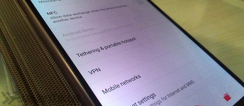 Cara Hemat Kuota Saat Tethering WiFi Hotspot di Android