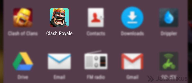 Cara Main Clash Royale di Android dengan APK Versi Terbaru